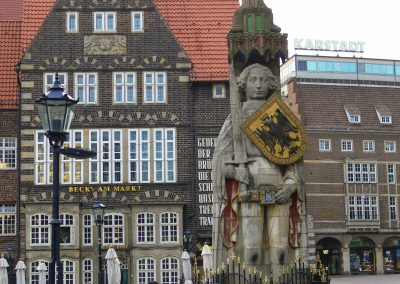 Bremen Roland (Bild: Der Weg)