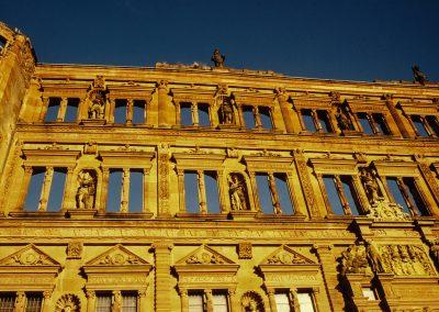 Heidelberg Schloss (Bild: Der Weg)