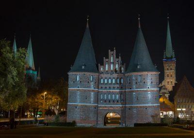 Lübeck Holstentor (Bild: Der Weg - A. Reustle)