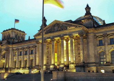 Berlin Reichstag (Bild: Der Weg)