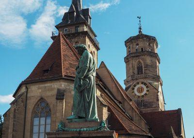 Stuttgart Stiftskirche (Bild: Der Weg)